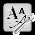 フォントマネージャー icon