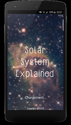 Système Solaire Expliqué