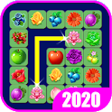 Connect Fruit Flower icon