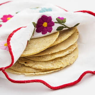 Basic Corn Tortillas.