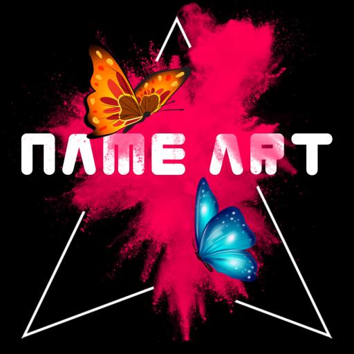 Smoke Shape Name Art Maker Icon