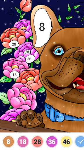 Art Number Coloring - Color by Number 3.9.4 screenshots 5