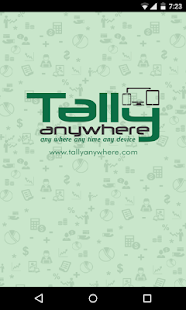 Tally AnyWhere- screenshot thumbnail