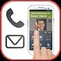 Fake caller PRO icon