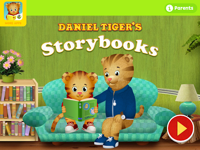 Daniel Tiger\'s Storybooks - Android Apps on Google Play