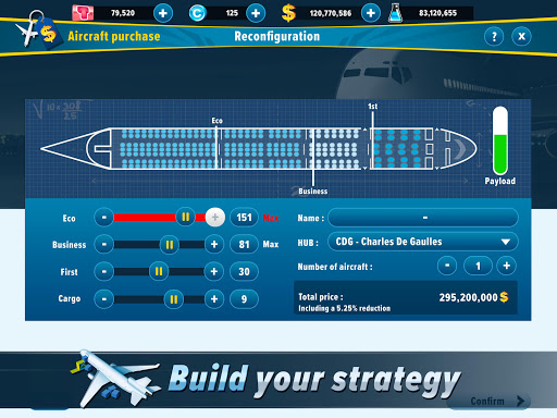 Airlines Manager - Tycoon 2020 3.03.0004 screenshots 16
