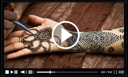arabic mehndi designs video step by step download