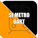 SF Metro BART icon