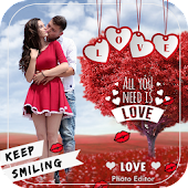 Love Photo Frame, Editor, Cards, Maker