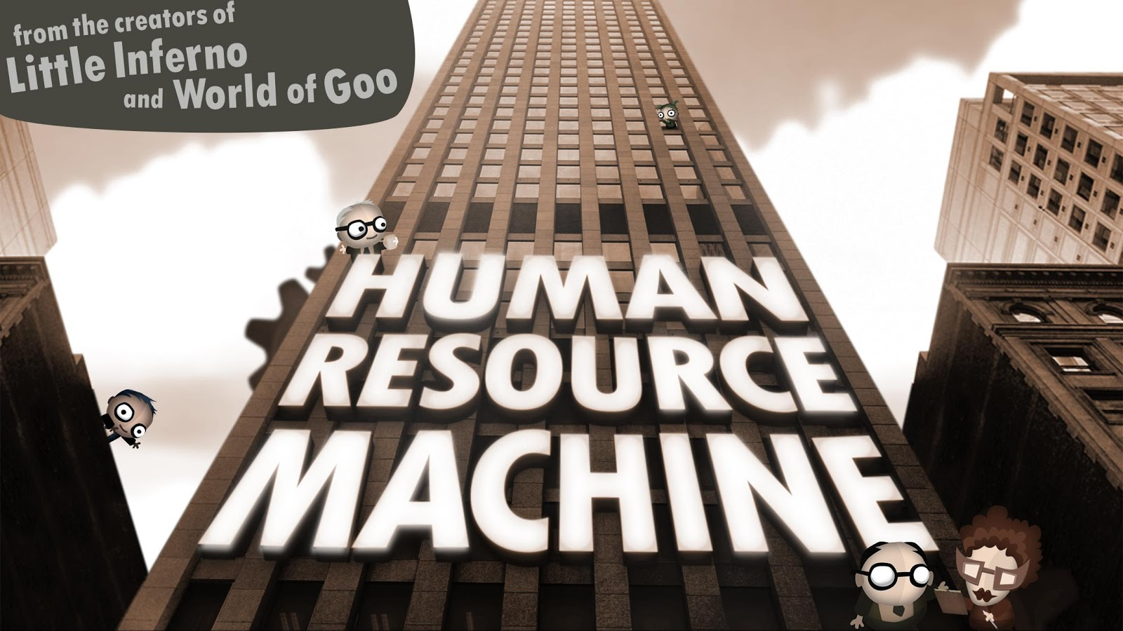 Human Resource Machine- screenshot