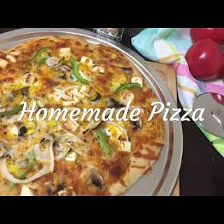 Perfect Homemade Pizza.