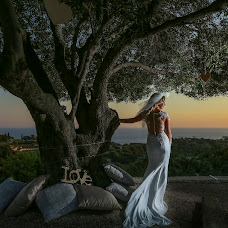 Wedding photographer Vasilis Loukatos (loukatos). Photo of 26.07.2017