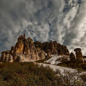 clouds by Enver Karanfil - Landscapes Mountains & Hills ( clouds, mountains, sigma, afyon, nikon )