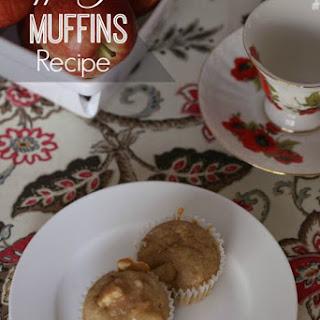 Apple Juice Muffins