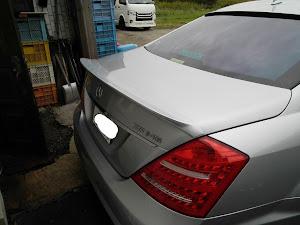 Sクラス W221 AMG S63のカスタム事例画像 aya さんの2020年09月26日15:35の投稿