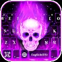 Skeleton Keyboard Theme icon