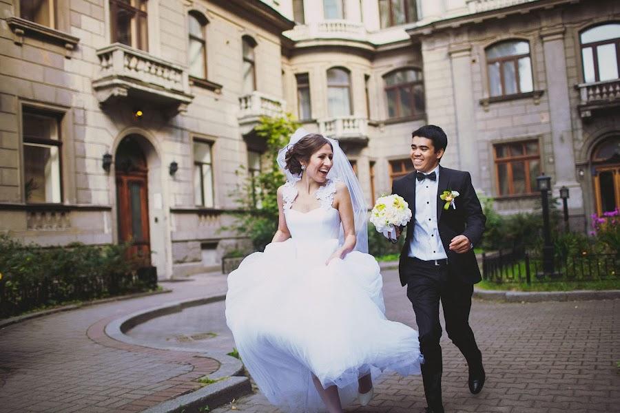 Wedding photographer Nazar Voyushin (NazarVoyushin). Photo of 29.01.2014
