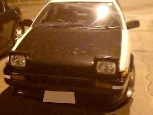 スプリンタートレノ AE86 のカスタム事例画像 nakanoさんの2020年12月09日21:53の投稿
