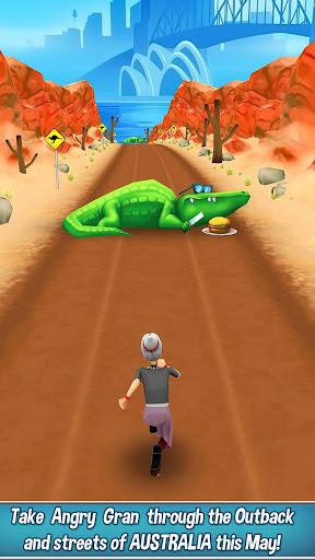 Angry Gran Run - Running Game 1.68 Screenshots 6