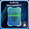 Empreinte digitale Lock Screen