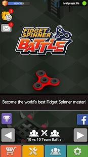 Fidget Spinner Battle - náhled