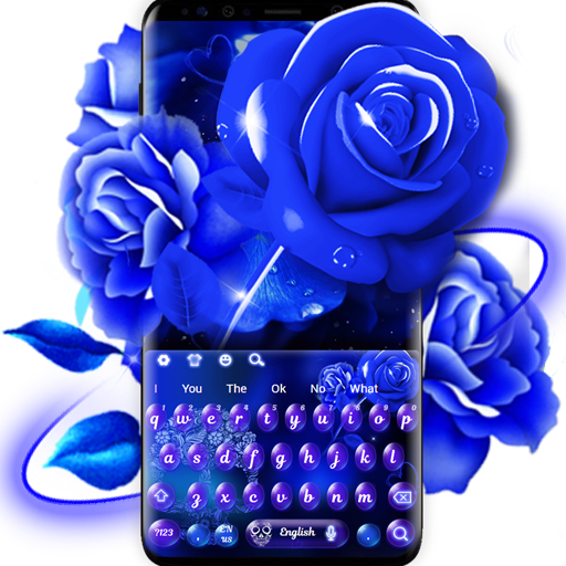 Blue Enchantress Keyboard