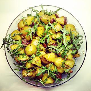 Chorizo & Roasted Potato Salad