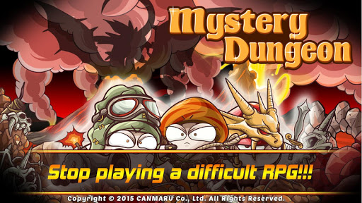 Mystery Dungeon SD