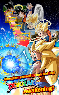 DRAGON BALL Z DOKKAN BATTLE MOD 3.12.2 (Unlimited Money) Apk 4