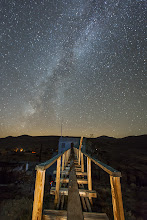 Photo: Milky Way over Standard Mill