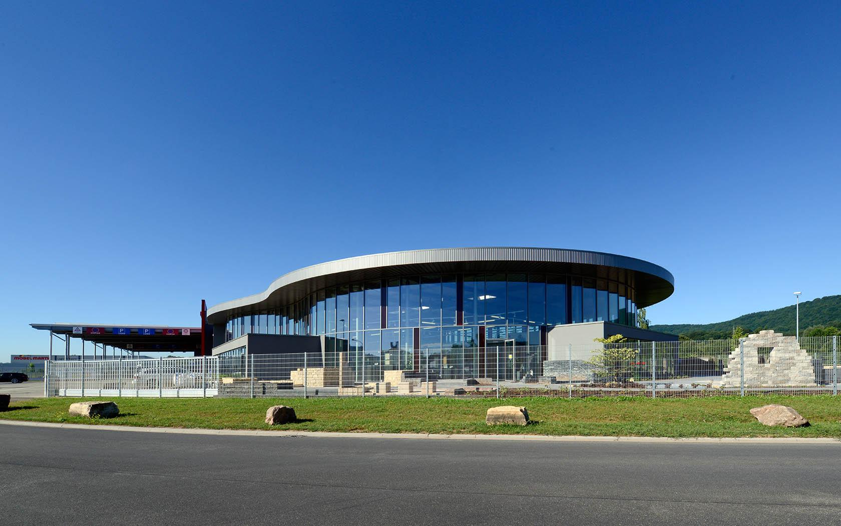 BBK Baucentrum, Konz