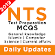 Download nts mcqs questions 2019 For PC Windows and Mac 1.0.1