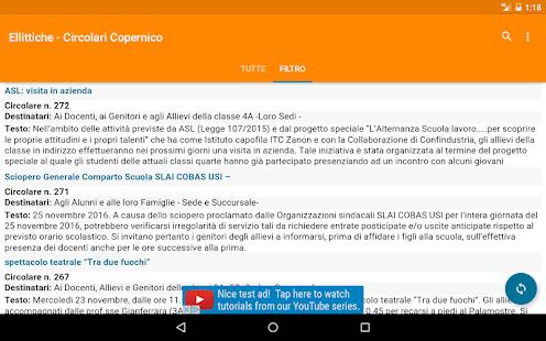 Circolari Copernico Udine - náhled