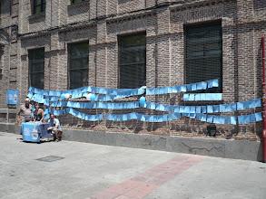 Photo: El Mural de Cuatro Caminos. Asamblea de Tetúan.