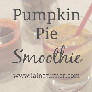 Healthy Pumpkin Smoothie Recipes