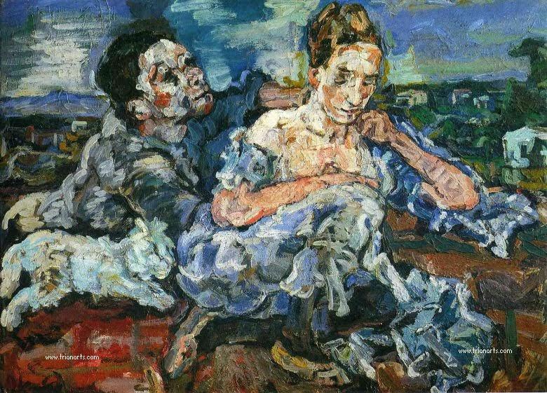 Oskar Kokoschka: El expresionismo más agresivo – Trianarts