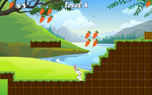 Bunny Run : Peter Legend Jeux (apk) téléchargement gratuit pour Android/PC/Windows screenshot