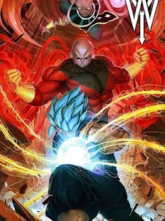 Goku VS Jiren HD Wallpaper - náhled