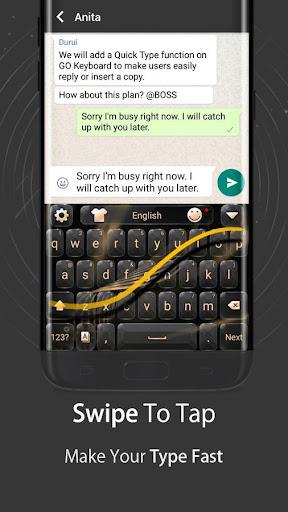 Hi Keyboard - Emoji Sticker, GIF, Animated Theme 1.22 screenshots 8