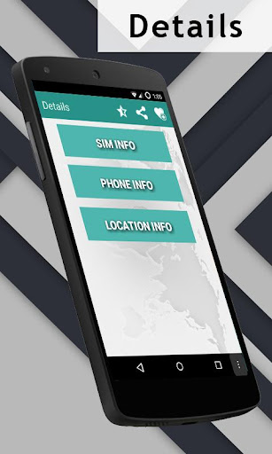 Phone Sim Location Information