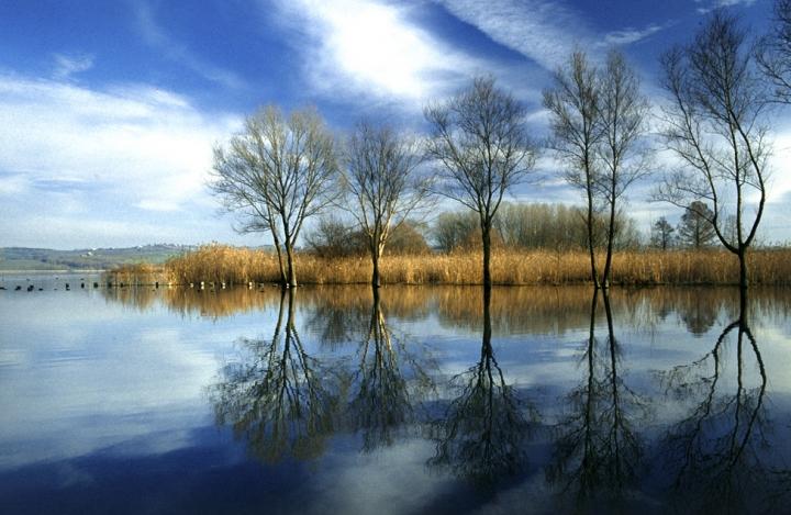 Lago di Chiusu di pierluigi lottini
