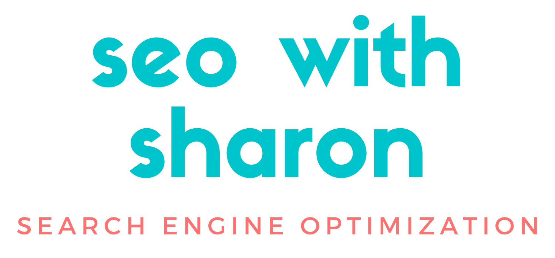 seo with sharon logo