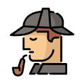 Detective tasks. Think like Sherlock! icon