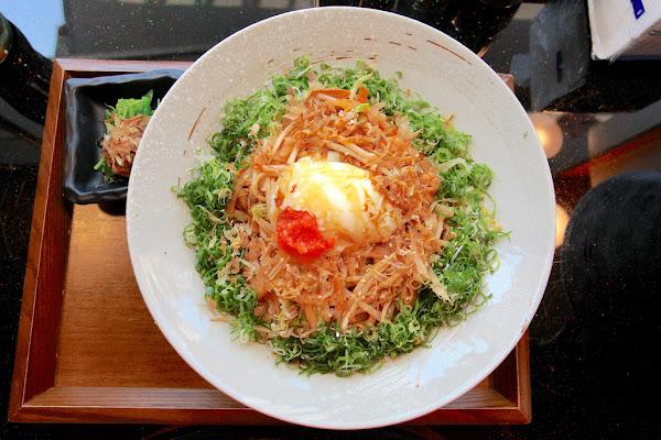 巷丼食堂。台南中西區。職人的精神,美味的丼飯