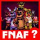 Guess FNAF Trivia Quiz (game)