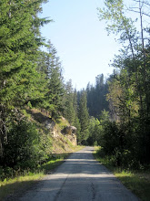 Photo: On the way from Winthrop to Tiffany Lake