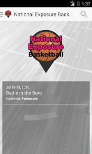 National Exposure Basketball- screenshot thumbnail