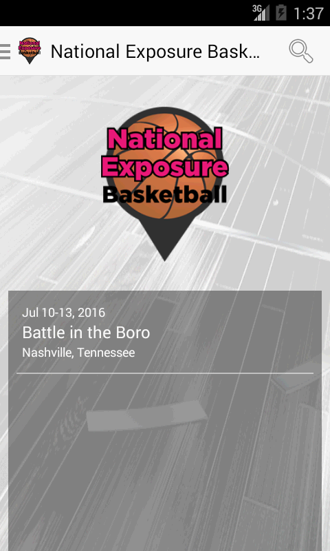 National Exposure Basketball- screenshot