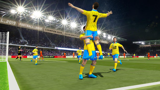 Play Soccer Cup 2020: Football League apkmr screenshots 4
