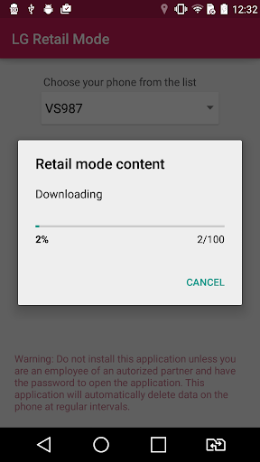 LG Retail Mode 0.0.30 screenshots 2